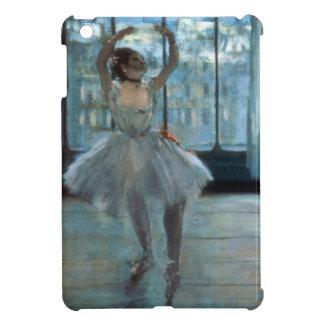 Danseur d'Edgar Degas | devant une fenêtre Coques Pour iPad Mini