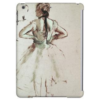 Danseur d'Edgar Degas | vu du dos