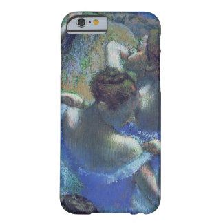Danseurs de bleu d'Edgar Degas  , c.1899 Coque iPhone 6 Barely There