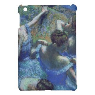 Danseurs de bleu d'Edgar Degas |, c.1899 Coque Pour iPad Mini
