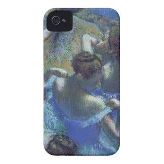 Danseurs de bleu d'Edgar Degas  , c.1899 Coques Case-Mate iPhone 4