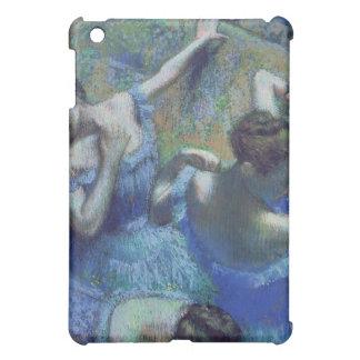 Danseurs de bleu d'Edgar Degas |, c.1899 Étuis iPad Mini