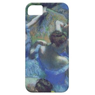 Danseurs de bleu d'Edgar Degas  , c.1899 Étuis iPhone 5