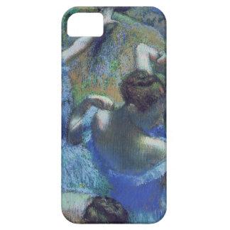 Danseurs de bleu d'Edgar Degas  , c.1899 iPhone 5 Case