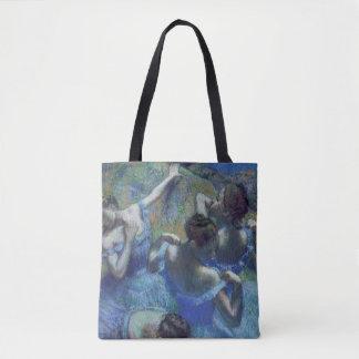 Danseurs de bleu d'Edgar Degas |, c.1899 Tote Bag