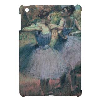 Danseurs d'Edgar Degas | dans la violette Étuis iPad Mini
