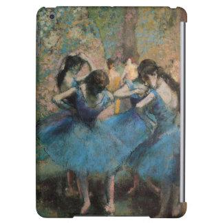 Danseurs d'Edgar Degas | dans le bleu, 1890