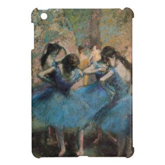 Danseurs d'Edgar Degas | dans le bleu, 1890 Coque iPad Mini