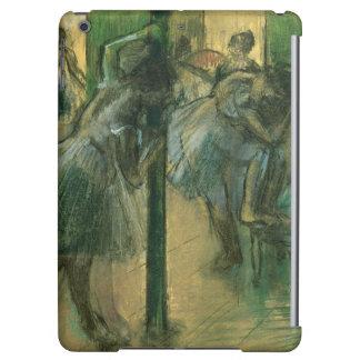 Danseurs d'Edgar Degas | préparant