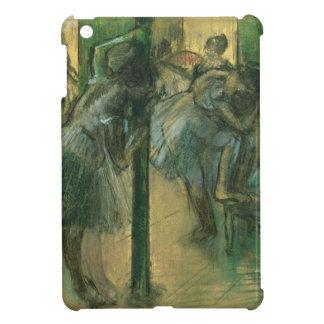Danseurs d'Edgar Degas | préparant Étui iPad Mini