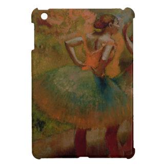 Danseurs d'Edgar Degas | utilisant des jupes de Coque iPad Mini