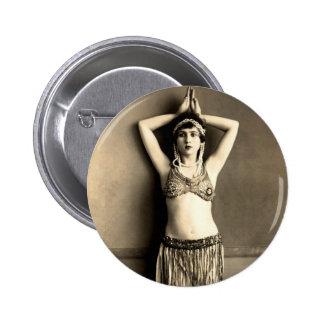 Danseuse du ventre badge