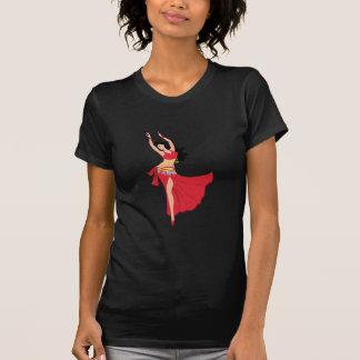 Danseuse du ventre t-shirt