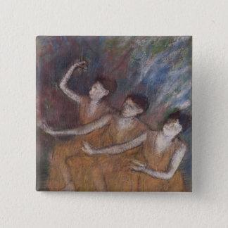 Danseuses d'Edgar Degas | Trois Badges