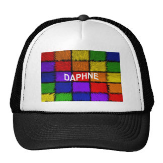 DAPHNE CASQUETTES DE CAMIONNEUR