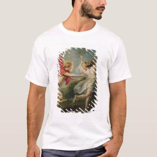 Daphne et Apollo (huile) T-shirt