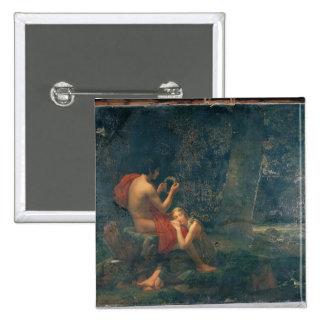 Daphnis et Chloe, 1824-25 Badges