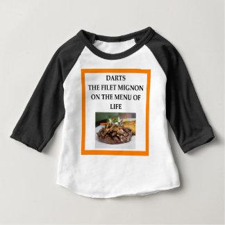 dards t-shirt pour bébé