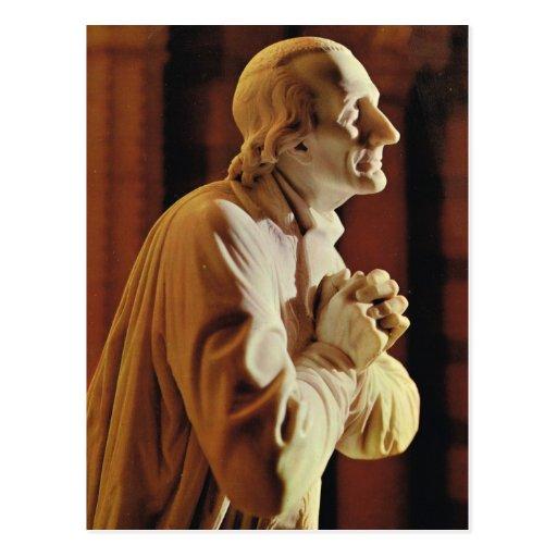 d'Ars de Statue de Cure Cartes Postales