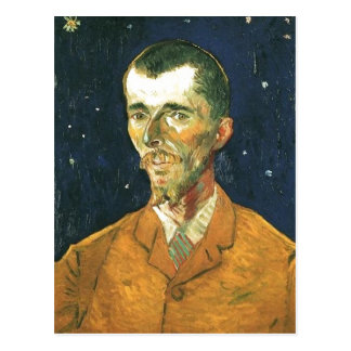 Date de Vincent van Gogh de pair de d de portrait  Cartes Postales