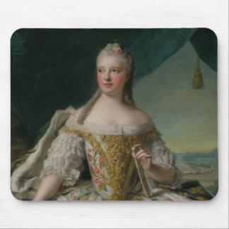 Dauphine Marie-Josephe de Saxe 1751 Tapis De Souris