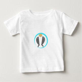 Dauphins T-shirt Pour Bébé