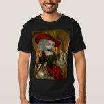 d'Automne de Loup-Garou - chemise gothique de T-shirts