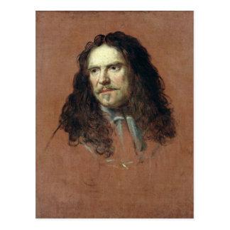 d'Auvergne 1665-68 de Henri de La Tour Carte Postale
