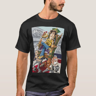 Dave le divin (P) T-shirt