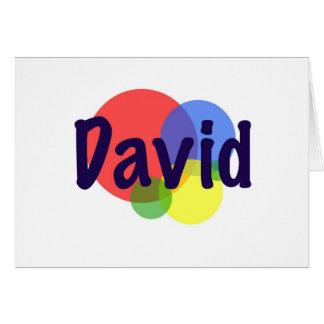 David Carte De Vœux