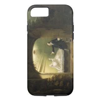 David Garrick (1717-79) et George Anne Bellamy ( Coque iPhone 7
