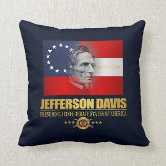 Davis (patriote du sud) oreiller