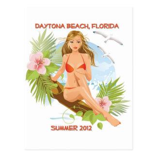 Daytona 2012 carte postale