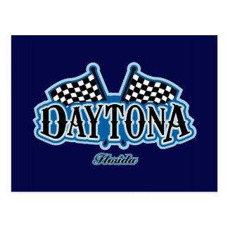 Daytona a diminué carte postale