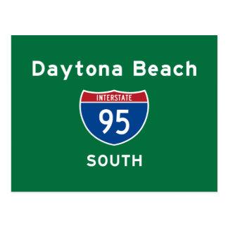 Daytona Beach 95 Carte Postale