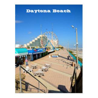 Daytona Beach, carte postale de la Floride
