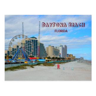 Daytona Beach célèbre la Floride Carte Postale