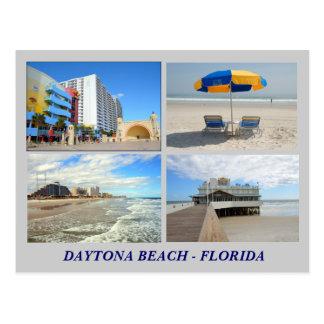 Daytona Beach la Floride Carte Postale