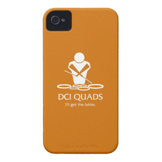 DCI QUADRUPLE - j'obtiendrai les lattes Coque Case-Mate iPhone 4