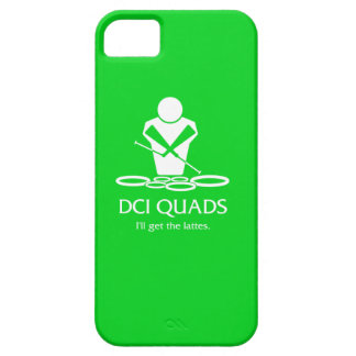 DCI QUADRUPLE - j'obtiendrai les lattes Coque Case-Mate iPhone 5