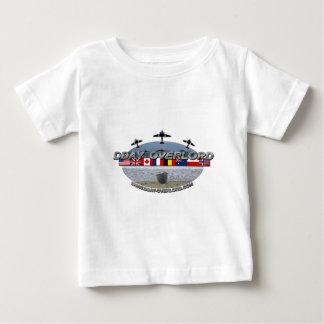 DDay-Overlord T-shirt Pour Bébé