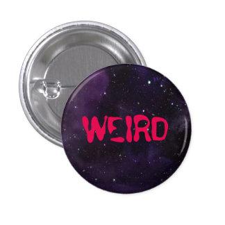 De bouton étrange, fond de l'espace badges