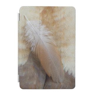 De Brown d'oie de plume toujours la vie Protection iPad Mini