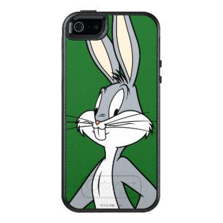 ™ de BUGS BUNNY se tenant de biais Coque OtterBox iPhone 5, 5s Et SE