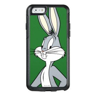 ™ de BUGS BUNNY se tenant de biais Coque OtterBox iPhone 6/6s