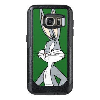 ™ de BUGS BUNNY se tenant de biais Coque OtterBox Samsung Galaxy S7