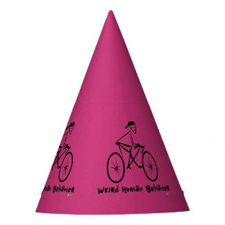 De casquette étrange de partie de Bicycler de Chapeaux De Fètes
