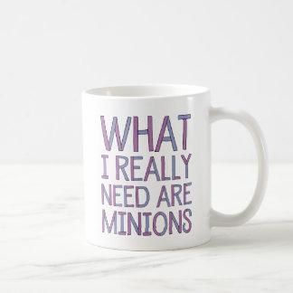 De ce que j'ai besoin vraiment sont la tasse de