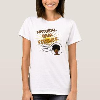 De cheveux T-shirt naturel pour toujours