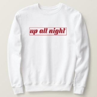 De classique sweatshirt toute la nuit